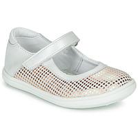 Shoes Girl Ballerinas GBB PLACIDA White