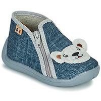 Shoes Girl Slippers GBB APOMO Blue