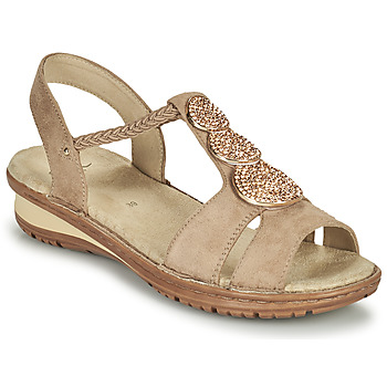 Shoes Women Sandals Ara HAWAII Beige