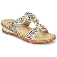 Shoes Women Sandals Ara HAWAII Beige