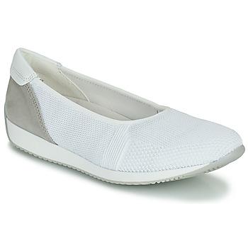 Shoes Women Low top trainers Ara PORTO-FUSION4 White