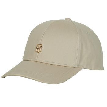 Accessorie Women Caps Tommy Hilfiger TH CAP Beige