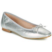 Shoes Women Ballerinas Betty London ONDINE Silver