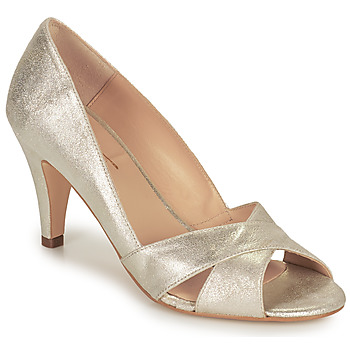 Shoes Women Court shoes Betty London OCHINA Silver