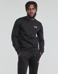material Men Long sleeved shirts Emporio Armani EA7 8NPM52-PJ05Z-1200 Black