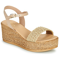 Shoes Women Sandals Betty London OFINI Beige