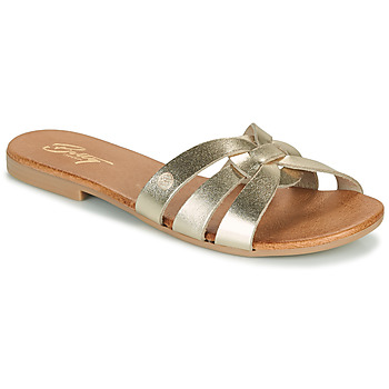 Shoes Women Mules Betty London OIGILE Gold