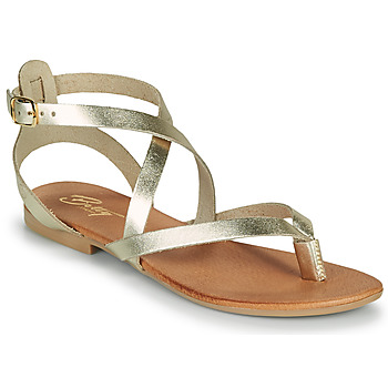 Shoes Women Sandals Betty London OPALACE Gold