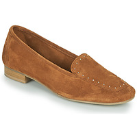 Shoes Women Loafers Betty London ORIETTE Cognac