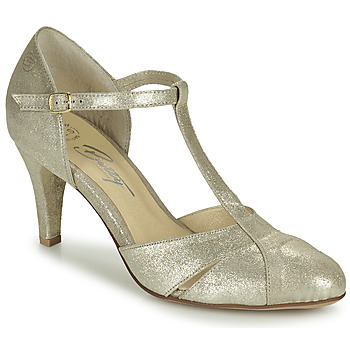 Shoes Women Court shoes Betty London MASETTE Gold