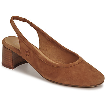 Shoes Women Court shoes Betty London OMMINE Cognac