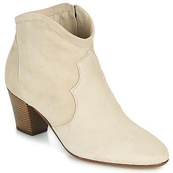 Shoes Women Ankle boots Betty London OISINE Beige