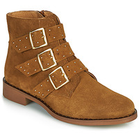 Shoes Women Mid boots Betty London LYS Cognac