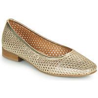 Shoes Women Ballerinas Betty London OCARA Gold