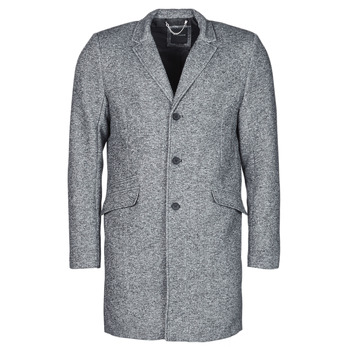 material Men coats Only & Sons  ONSJULIAN Grey