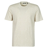 material Men short-sleeved t-shirts Only & Sons  ONSBAXEL Beige