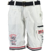 material Boy Shorts / Bermudas Geographical Norway PACOME White
