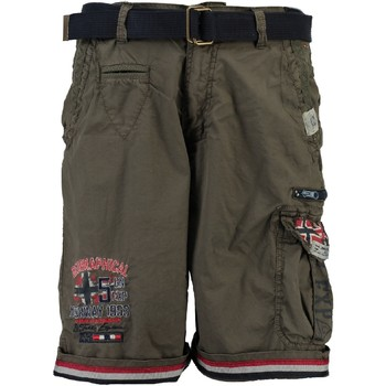 material Boy Shorts / Bermudas Geographical Norway PACOME Grey