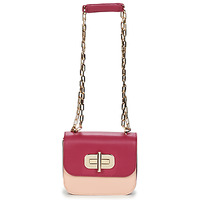 Bags Women Shoulder bags Tommy Hilfiger TURNLOCK MINI CROSSOVER Red