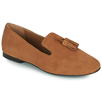 Shoes Women Loafers Minelli VELICRI Brown