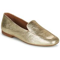 Shoes Women Loafers Minelli METAPLATIN Gold