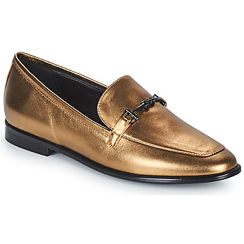 Shoes Women Loafers Minelli PHARA Bronze
