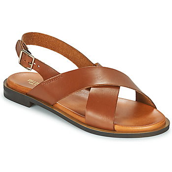 Shoes Women Sandals Minelli DONA Brown