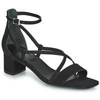 Shoes Women Sandals Minelli HENRIETA Black