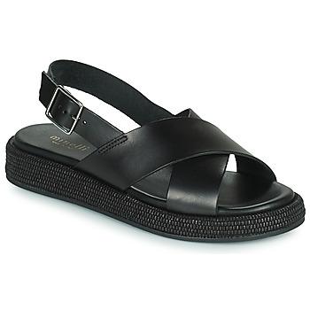 Shoes Women Sandals Minelli HADDIA Black