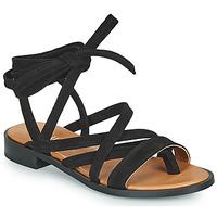 Shoes Women Sandals Minelli FRAISSA Black