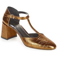 Shoes Women Court shoes Minelli GAELANE Bronze