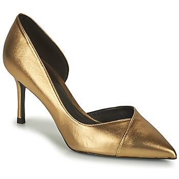Shoes Women Court shoes Minelli GYLIANE Bronze