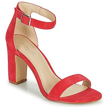 Shoes Women Sandals Minelli FRAMBLISSA Raspberry