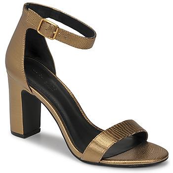 Shoes Women Sandals Minelli CHELYE Bronze