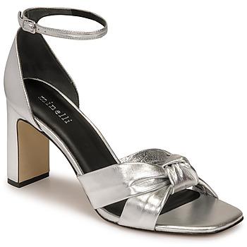 Shoes Women Sandals Minelli TREPHINNE Silver