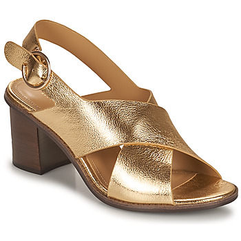 Shoes Women Sandals Minelli ELIZABETH Gold