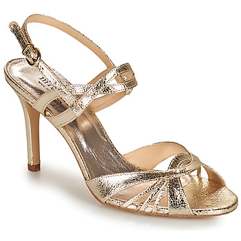 Shoes Women Sandals Minelli TULLYE Gold