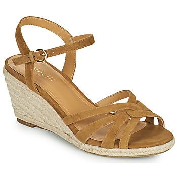 Shoes Women Sandals Minelli VELUIR Brown