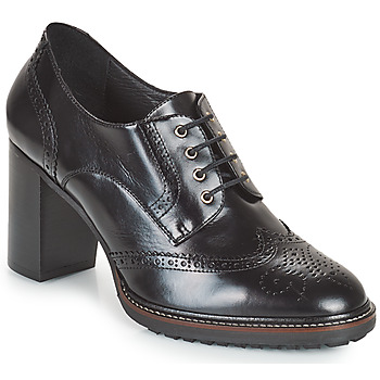 Shoes Women Low boots Minelli THOMINE Black
