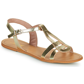 Shoes Women Sandals So Size DURAN Gold
