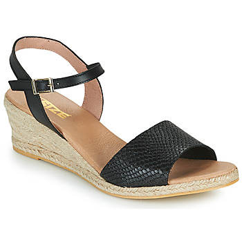 Shoes Women Sandals So Size OTTECA Black