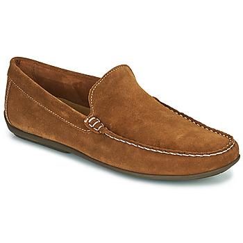 Shoes Men Loafers So Size MIJI Camel