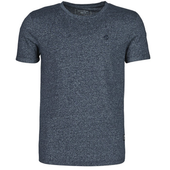 material Men short-sleeved t-shirts Tom Tailor  Marine / Mottled