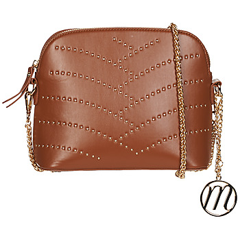 Bags Women Shoulder bags Moony Mood OUNINA Cognac