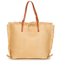 Bags Women Shopper bags Moony Mood ODANE Beige