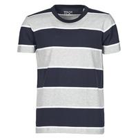 material Men short-sleeved t-shirts Esprit T-SHIRTS Blue
