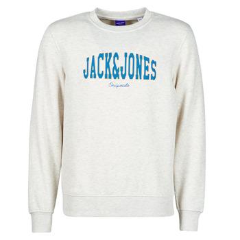 material Men sweaters Jack & Jones JORHART White