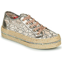 Shoes Women Low top trainers Café Noir TELMA Bronze