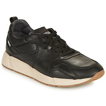 Shoes Men Low top trainers Pikolinos MELIANA M6P Black