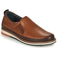 Shoes Men Loafers Pikolinos BERNA M8J Brown